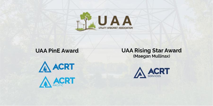 ACRT Services Receives Three UAA Awards Throughout Organization